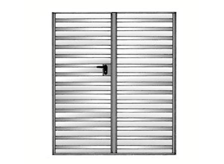 TEK Acoustic ACLD 4 - Acoustic Louvre Doors