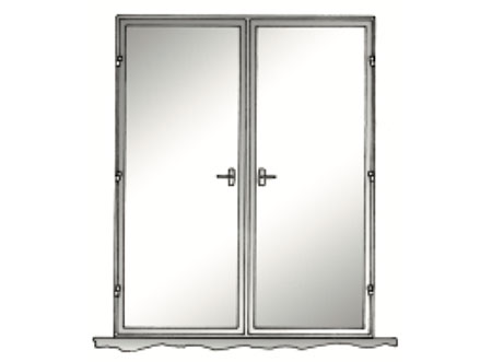 TEK Acoustic AD 2 - Acoustic Doors