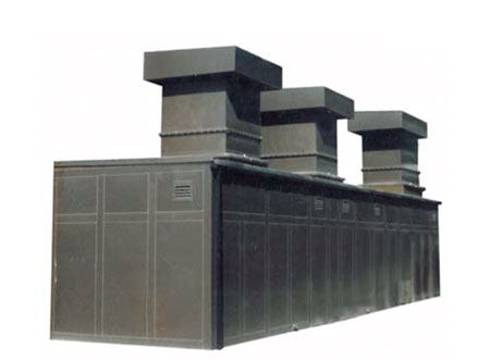 TEK Acoustic AE 1 - Noise control in ventilation