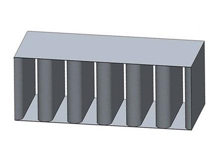 TEK Acoustic ANVS 1 - Attenuators for Natural Ventilation Systems