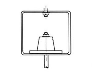 Neoprene Hanger - Type NH
