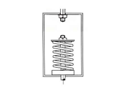 TEK Acoustic SH 1 - Spring Hangers