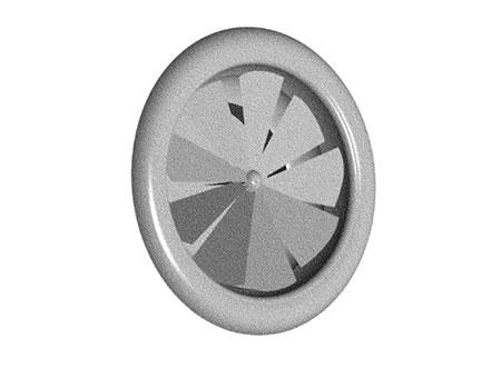 TEK Diffuser AXP 1 - Swirl Diffuser - AXP