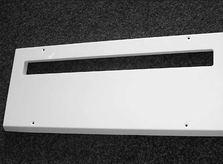 TEK Grille HRDB 1 - Intumescent Fire Grille Sound Reducing - HDRB