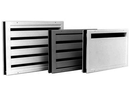 TEK Grille KID 1 - Sound Reducing Ventilation Grille - KID