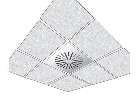 TEK Diffuser AXO 3 - Diffusers