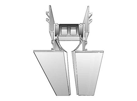 TEK Diffuser LS20 3 - Slot Diffuser - Type LS20