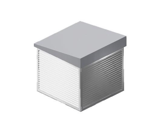 TEK Natural NVPS 1 - TEK Natural Ventilation Passive Stack