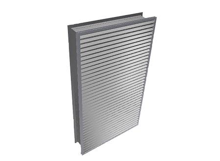 TEK Natural WU 1 - TEK Natural ventilation wall vent