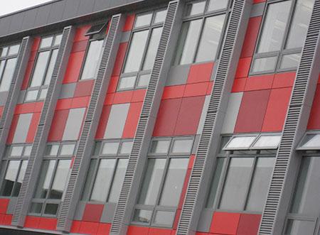 TEK Natural WU 7 - TEK Natural ventilation wall vent