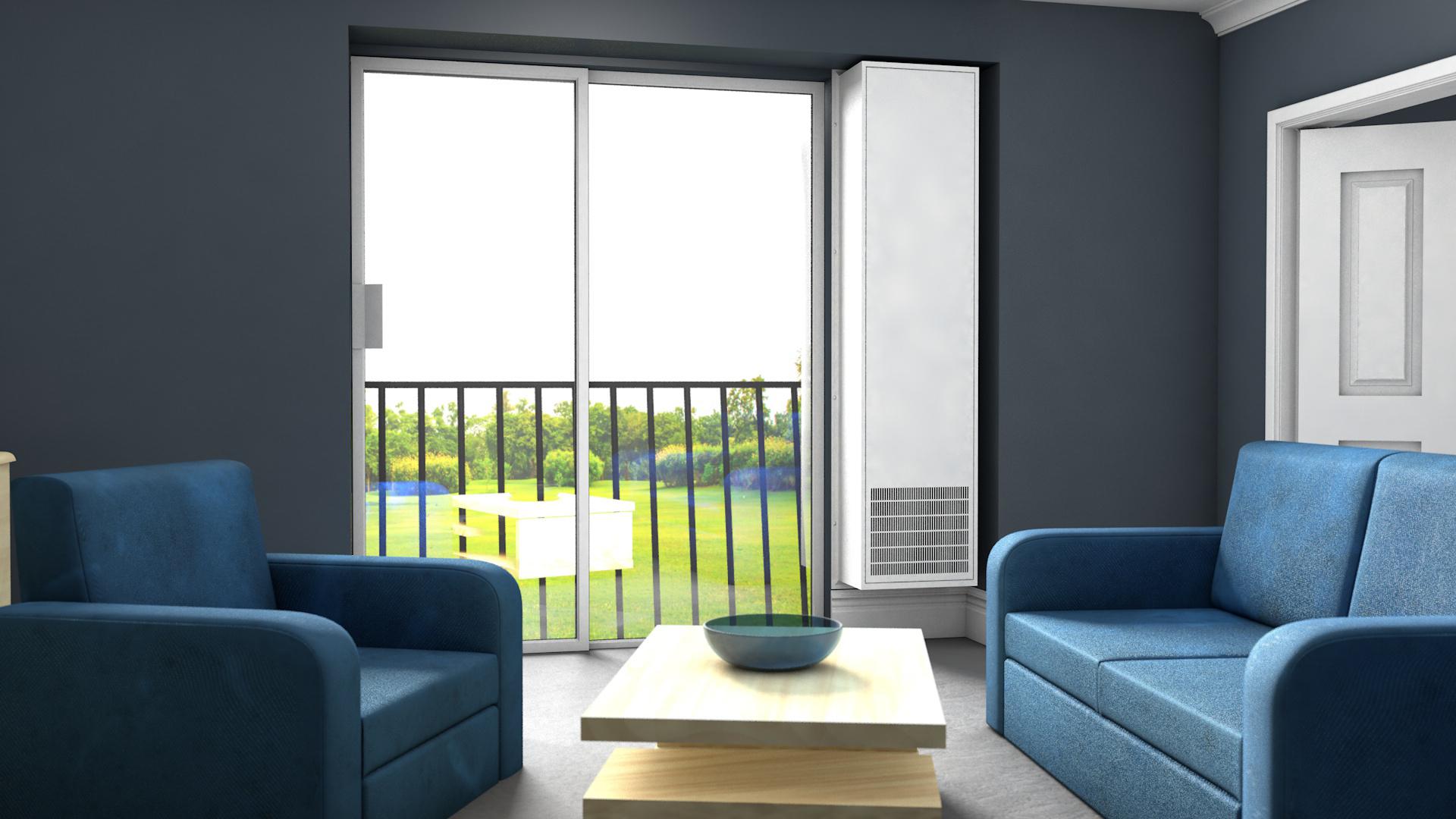 avo 01 2 - Residential ventilation units - AVO1