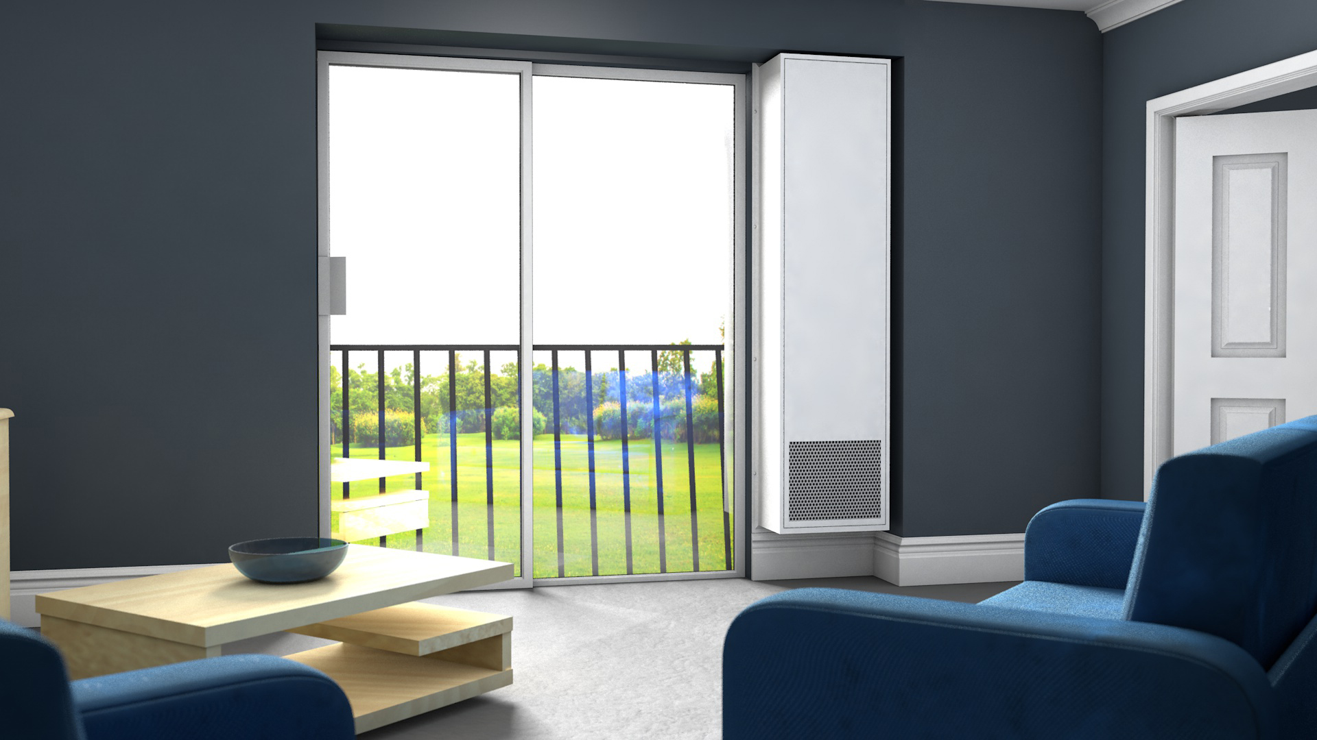 avo 01 - Residential ventilation units - AVO1