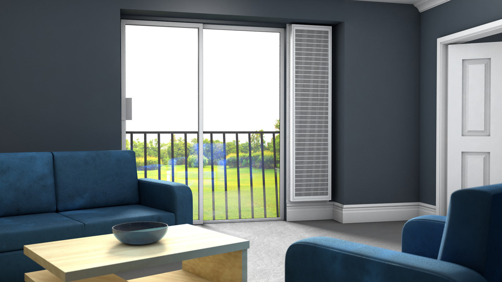 avo 02 - Residential Ventilation Unit - AVO2