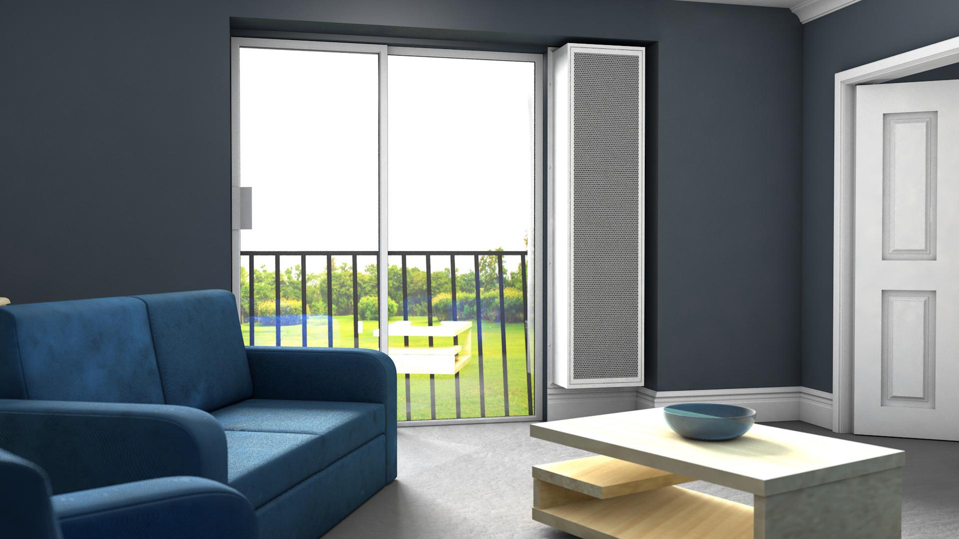 avo 04 - Residential Ventilation Unit - AVO4
